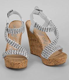 05b4519c72b5a9 Naughty Monkey Candy Crushin Sandal - Women s Shoes in White