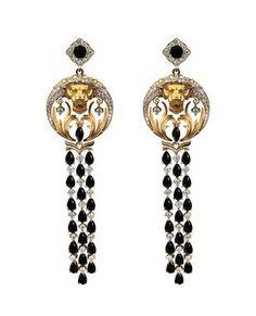 Magerit Babilon Collection Earrings AR1666.3