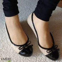 Cute Flats, Closets, Wedge Heels, Ballet Flats, Women, Flats, Fashion Shoes, Loafers & Slip Ons, Feminine Fashion