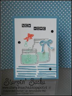 New home card using Jar of Love