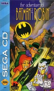 Adventures of Batman & Robin, The (Sega CD)
