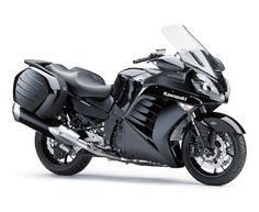 1400GTR (CONCOURS 14) : Kawasaki Motorcycle & Engine Company