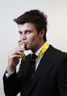 The Mighty Tigers: Trent Cotchin takes out the Jack Dyer Medal 2011