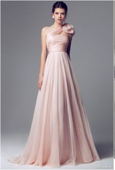 Wedding Dresses With One Shoulder Click on image for more ideas