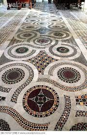 Would make a beautiful quilt! cathedral floor mosaic