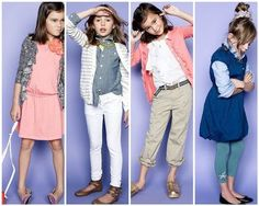 Can not wait to dress my kids in crew cuts <3