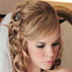 This hair style is bridal but just take the veil out and u have a fancy dinner party do!