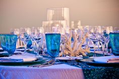 Festive and gorgeous reception decor is sure to amaze your guests as they celebrate with you #BreathlessCaboSanLucas
