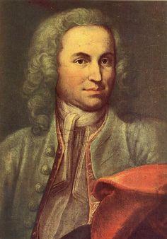 Johann Sebastian Bach, a musical genius
