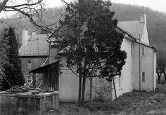 route 40 maryland | Flintstone Hotel, May 1974. Photo: Maryland Historical Trust.