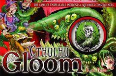 Skip. I'm going with regular version.Gloom Cthulhu Card Game Gloom