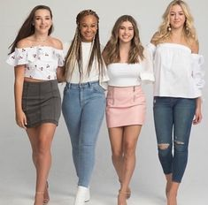 Added by Dance Moms and Irreplaceable Tour Dance Moms Dancers, Dance Mums, Dance Moms Girls, Chloe Kendall, Kendall Vertes, Chloe Lukasiak, Girl Outfits, Cute Outfits, Little Girl Dancing