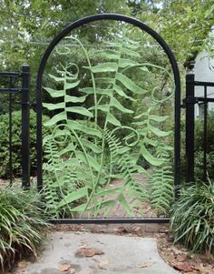 Gorgeous Creative Metal Garden Gates Ideas - Page 34 of 49