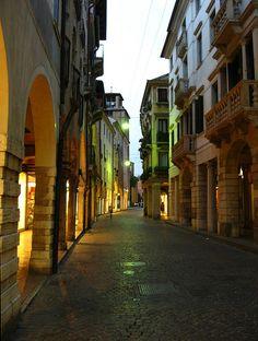Treviso, Near Venice, Treviso province, Veneto region, Italy- It's been three years since I've been back home, I miss it.
