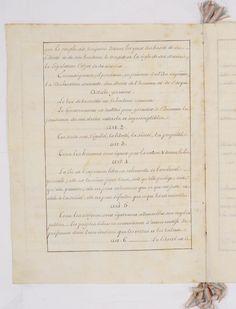 Constitution de 1793, suite (1)