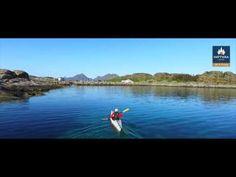 Hattvika Lodge Seakayaking in the Lofoten Islands - YouTube