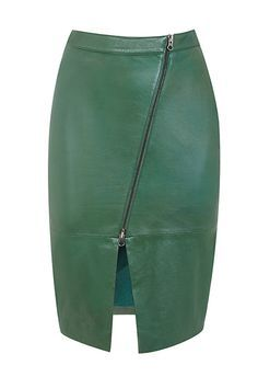 Leather mix/match wardrobe on Pinterest | Leather Skirts, Leather ...
