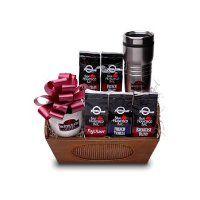 San Francisco Bay Coffee, Gourmet Coffee Gift Basket $37.99 #SanFranciscoBayCoffee http://myjavita.com/mybestcoffee