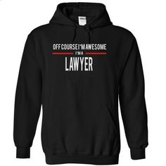 LAWYER - avesome - #girl tee #tee verpackung. ORDER HERE => https://www.sunfrog.com/LifeStyle/LAWYER--avesome-2421-Black-5710137-Hoodie.html?68278