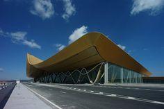 Kunming Changshui International Airport - Kunming, China - 2012 - Hunter Douglas Contract