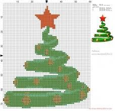 Resultado de imagen para cross stitch christmas patterns