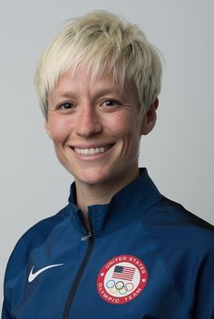 Megan Rapinoe 2016 Olympic Team Photo