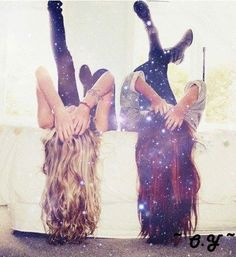I have the long hair, but galaxy edits are why I need Photoshop.
