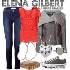 """Elena Gilbert"""