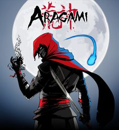 ARAGAMI [RELEASE 2016] Developed by Lince Works// XONE + PS4 + PC// ∆∆ stealth ninja game developed by Spanish game developers. The game was originally titled Twin Souls: The Path of Shadows. The players will play the role of Aragami, an assassin with supernatural abilities.∆∆