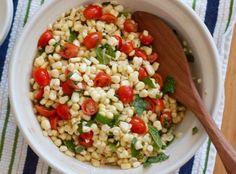 Recipe: Summer Corn Salad   Kitchn