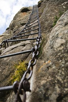 Chain+Ladder,+South+Africa-Natal National Park