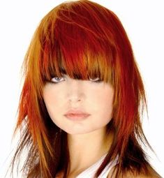 I do miss my red hair when I see photos like this xo