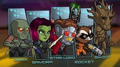 guardians of the galaxy baby's - Google Search