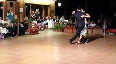 """SEBASTIAN JIMENEZ Y MARIA INES BOGADO - Tango- """" Nido Gaucho"""" - Viareggi..."""