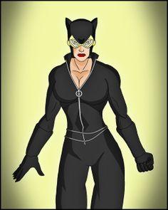 Catwoman - new 52 by DraganD on DeviantArt Catwoman Selina Kyle, New 52, Bat Family, Dc Comics, Batman, Deviantart, Superhero, Artist, Movie Posters