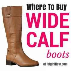 The wide calf boot struggle is too real. Here& a list WITH PICTURES to help make shopping for wide calf boots a little easier! Wide Calf Boots, Knee High Boots, Tall Boots, Black Boots, Ankle Boots, Ugg Boots, Shoe Boots, Timberland Boots, Plus Size Boots