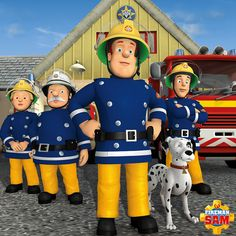 Fireman Sam: Heroes of the Storm - Rose Niland's Review | The Culture Concept Circle Fireman Sam Cake, Fireman Birthday, Sam Sam, Heroes Of The Storm, Kids Birthday Cards, Cartoon Kids, Cartoon Wallpaper, Hope Chest, Firefighter