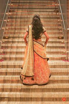Shot of the back! Photo by Little Big Weddings, Mumbai #weddingnet #wedding #india #indian #indianwedding #weddingdresses #mehendi #ceremony #realwedding #lehenga #lehengacholi #choli #lehengawedding #lehengasaree #saree #bridalsaree #weddingsaree #indianweddingoutfits #outfits #backdrops #groom #wear #groomwear #sherwani #groomsmen #bridesmaids #prewedding #photoshoot #photoset #details #sweet #cute #gorgeous #fabulous #jewels #rings #tikka #earrings #sets #lehnga