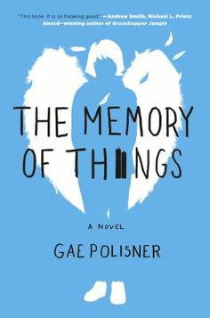 """The memory of things / Gae Polisner. Staff Picks - Best of 2016. """"Readers were left with an ambiguous ending, but I think it's because the author wanted to fill the readers with hope, hope that Kyle and the girl will continue seeing each other, hope that the city will heal, hope that Kerri and Kyle's mother will make it back to New York safely, and hope that Uncle Matt will recover, and the ending did just that for me."""""""
