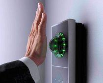 Venenbiometrie auch für Eigenheime - Die Hand ist der Schlüssel