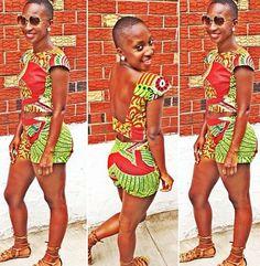 Afrocentric Ankara. ~African fashion, Ankara, kitenge, African women dresses, African prints, Braids, Nigerian wedding, Ghanaian fashion, African wedding ~DKK