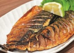 How to Make Grilled mackerel Recipe Better Surimi Recipes, Endive Recipes, Fish Recipes, Coffe Recipes, Breakfast Recipes, I Love Food, Good Food, Crohns Recipes, Kitchens