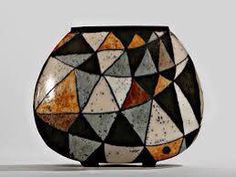 Geometric designed bowl