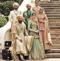 #SabyasachiMukherjee #Sabyasachi  #Campaign2016 #Bridal #Maharani #Exquisite #Embroidery #IndianWeddings #Ethereal #Elegance