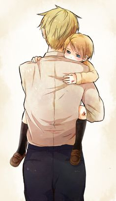 England and little America - Hetalia. And this is why cute guys shouldn't be allowed near kids. Anime Guys, Manga Anime, Anime Art, Chibi, Hetalia Characters, Anime Characters, Hetalia England, Hetalia America, Anime Child
