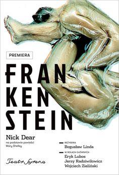 Znalezione obrazy dla zapytania frankenstein teatr syrena
