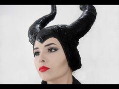 Tuto Halloween : fabrication d'un casque à corne pour un déguisement de diablesse