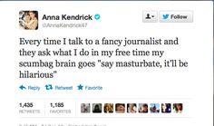 Anna Kendrick Wins Twitter This Week