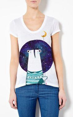t-shirt design by Madalina Andronic
