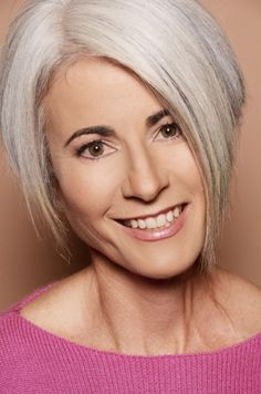 ~hair- colour and cut- 'stacked back bob'~ Eva Grayzel
